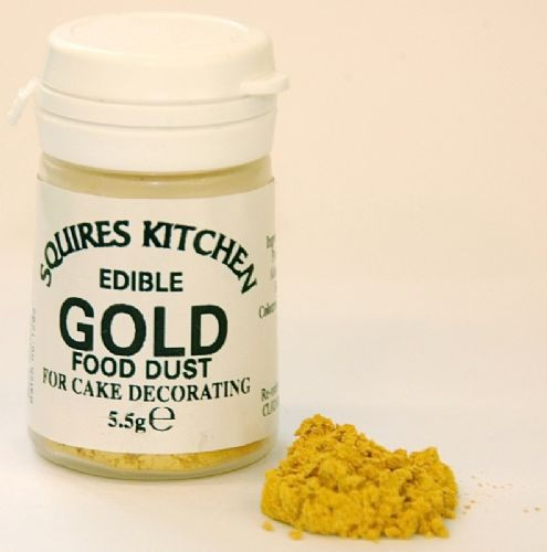 Edible Gold Food Dust